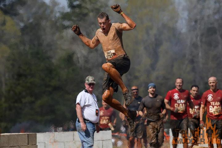 Fitness toughmudder