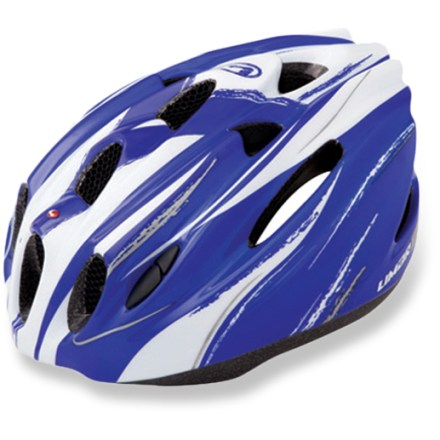 Fitness No matter how long your ride, stay cool under a hot summer sun with the lightweight, vented Limar 635 road bike helmet. Low-volume style with 15 vents provides aerodynamic breathability for warm-weather rides; forward vents contain mesh netting to keep bugs out of your hair. In-mold technology fuses the liner to the microshell to create an exceptionally strong yet lightweight structure. Bi-directional, dial-fit system provides a secure, customized fit from front to back as well as side to side for maximum protection. Limar 635 road bike helmet features removable, machine-washable pads for moisture-wicking, antimicrobial performance. Overstock. - $38.73
