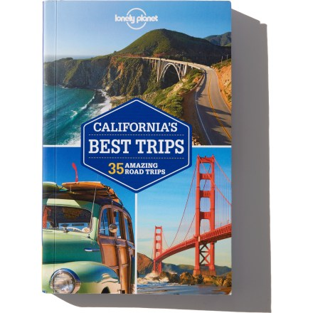 Entertainment Need some ideas for a road trip? From Napa to Yosemite to Big Sur and beyond, Lonely Plant Guides California's Best Trips offers 35 road trips throughout the state. - $22.98