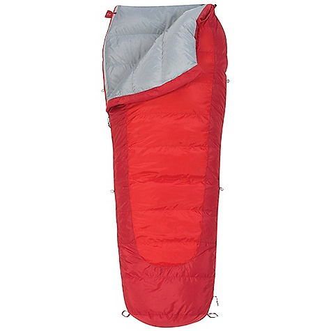 Camp and Hike Free Shipping. Kelty Coromell 20 Sleeping Bag DECENT FEATURES of the Kelty Coromell 20 Sleeping Bag Bo x baffle construction Dual slider, locking blanket zipper Zipper draft tube with anti-snag design Can be fully unzipped and opened flat for use as a blanket Internal liner loops Sleeping pad security loops Hang loops for storage Ground-level side seams and differential cut for maximum warmth Stuff sack included FatMan and Ribbon drawcords Captured cordlock Two bags can be zipped together to form a double-wide The SPECS Temperature Rating: 20deg F / -7deg C Shape: Semi-Rectangular Stuffed Diameter: 8in. / 20 cm Insulation: 550 Fill-Power Down Shell: 50D Polyester Taffeta Liner: 50D Polyester Taffeta The SPECS for Regular Fits To: 6' / 183 cm Length: 75in. / 191 cm Shoulder Girth: 66in. / 168 cm Fill Weight: 1 lb 9 oz / 0.70 kg Total Weight: 3 lbs 1 oz / 1.37 kg Stuffed Length: 14in. / 36 cm The SPECS for Long Fits To: 6' 6in. / 198 cm Length: 81in. / 206 cm Shoulder Girth: 72in. / 183 cm Fill Weight: 1 lb 13 oz / 0.81 kg Total Weight: 3 lbs 5 oz / 1.48 kg Stuffed Length: 16in. / 41 cm - $159.95