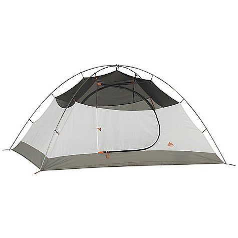 Camp and Hike Free Shipping. Kelty Outfitter Pro 3 Person Tent DECENT FEATURES of the Kelty Outfitter Pro 3 Person Tent Freestanding design Color coded clip construction Taped floor seams ArcEdge Floor Mesh wall panels Internal storage pockets Field repairable zipper Taped seams Side-release tent/fly connection Fly vents Noiseless zipper pulls Guyout points Guyline storage pocket The SPECS Seasons: 3 Number of door: 2 Number of Vestibules: 2 Number of Poles: 2 Pole Type: DAC Pressfit Wall: 75D polyster, 40D mesh Floor: 210D Nylon, 3000 mm Fly: 75D Polyester, 1800 mm Capacity: 3 person Minimum Weight: 7 lbs 5 oz / 3.32 kg Packaged Weight: 7 lbs 14 oz / 3.57 kg Floor Area: 46 square feet / 4.28 square meter Vestibule Area:: 10 + 10 square feet / 0.9 + 0.9 square meter Dimension: 88 x 75 x 49in. / 224 x 191 x 125 cm Packed Dimension: 8 x 24in. / 20 x 60 cm - $299.95
