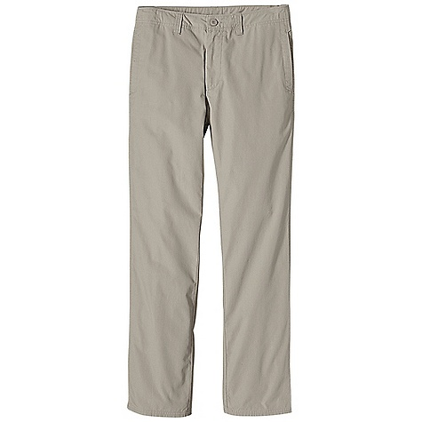Fitness Free Shipping. Patagonia Men's All-Wear Straight Pant DECENT FEATURES of the Patagonia Men's All-Wear Straight Pant Made of a lightweight and durable organic cotton canvas fabric Pants with flat-front chino styling and a straight leg belt loops zip fly with button closure Pockets: Two recessed on-seam, side-entry drop-in pockets two rear, welted drop-in pockets The SPECS Slim fit 5.2-oz 100% lightweight organic cotton canvas This product can only be shipped within the United States. Please don't hate us. - $69.00
