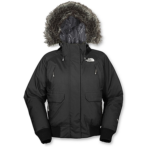 Entertainment On Sale. Free Shipping. The North Face Women's Nebula Jacket (Fall 2005 Discontinued) Offering the weather-protection of HyVent and the warmth of down, the Nebula jacket by The North Face keeps you dry and warm. Features like the mp3 player pocket and internal ID holder make it out of this world. Weight (average): 46.5 oz (1319 g) Length from Center Back: 23in. Adjustable fur trim hood Electronics acceptance system Internal ID holder and security pocket Rib cuffs and hem Two lower hand pockets and cargo pockets Two vertical chest pockets Waterproof, breathable, seam sealed This product can only be shipped within the United States. Please don't hate us. - $124.50