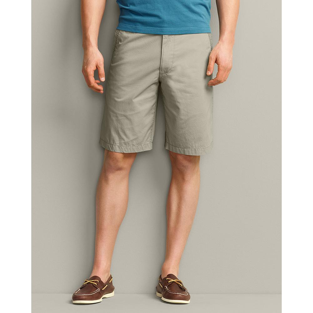Fitness Eddie Bauer Field Shorts - Our lightweight Field Shorts are made of durable cotton with a tight, dense rib. The result is a long-wearing fabric that stands up to hard use, but looks and feels great as well. - $14.99