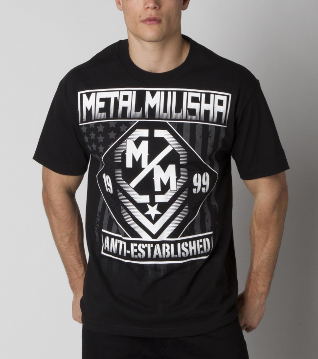 Motorsports Metal Mulisha mens tee shirt. - $13.99