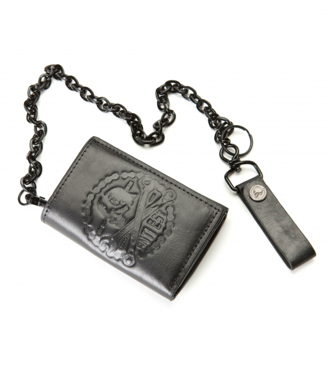 Fitness Metal Mulisha Prison Run Chain wallet. - $18.99