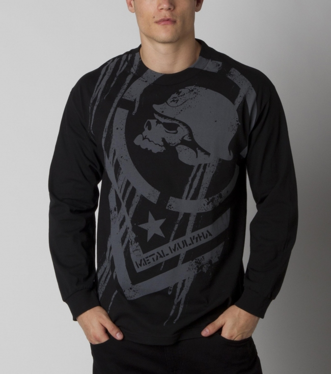 Motorsports Metal Mulisha mens long sleeve tee shirt. - $13.99