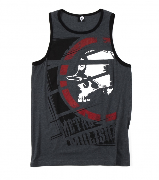 Motorsports Metal Mulisha Mens 100% Cotton Tank. - $12.99