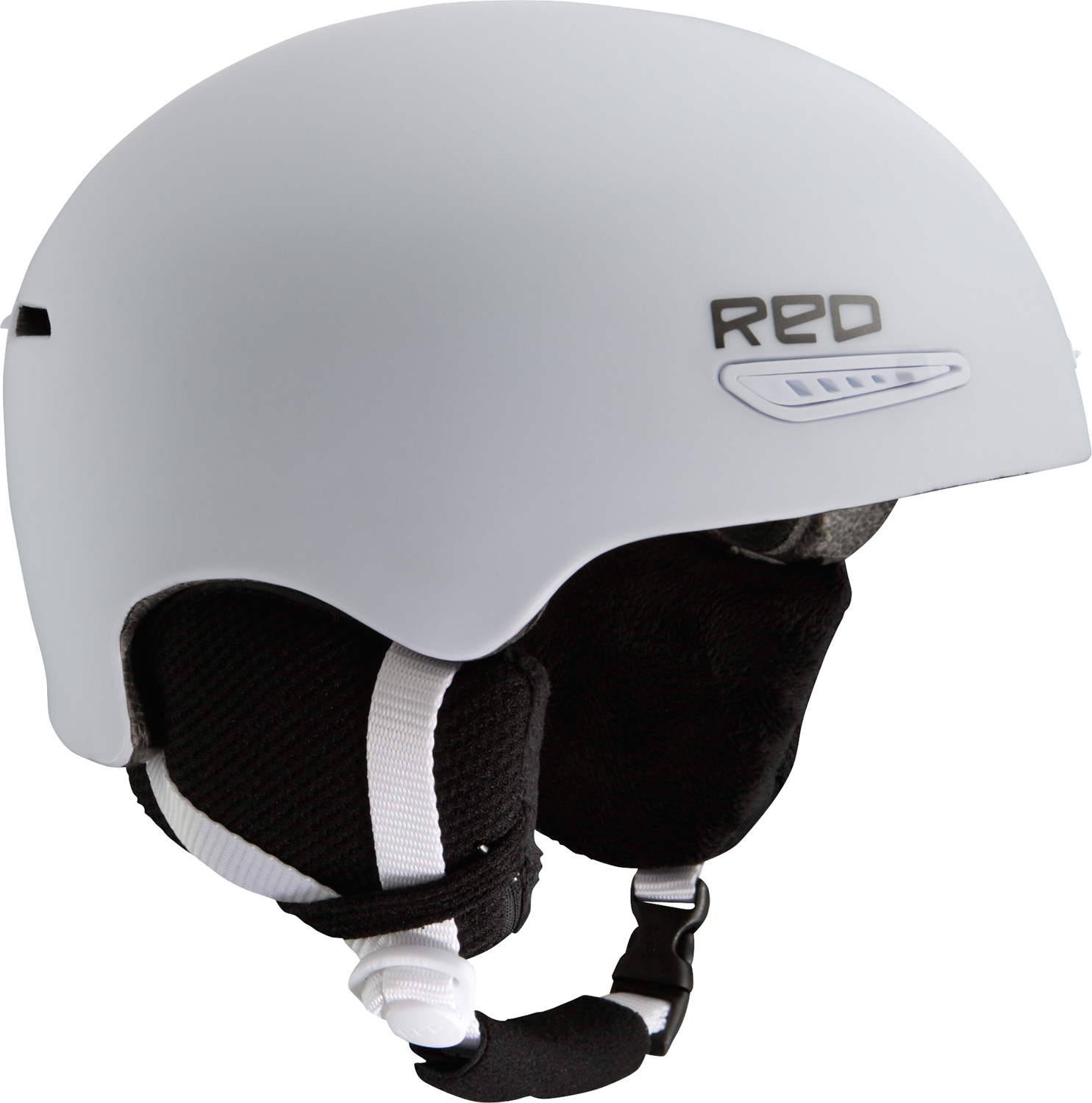 Snowboard Sophistication without the frills, the Red Pure snowboard helmet integrates our Air Pad Fit System and one-handed vent controls for fuss-free heat release. Clean, comfortable, lightweight.Key Features of the Red Pure Snowboard Helmet: Women's-Specific Design and Fit Ultra Lightweight In-Molded Polycarbonate Shell Air Pad Fit System Airvanced Ventilation Quick Clip II Ear Pads REDphones Audio Accessory Compatible Goggle Gasket ASTM 2040 and CE 1077B Certified - $55.95
