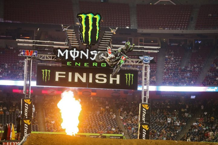 Motorsports monsterenergy