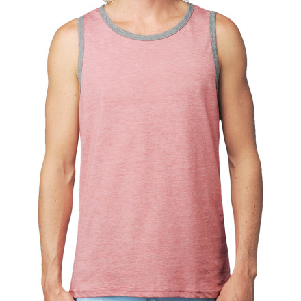 Surf Reef Stripe Tank Top - Men's - $31.95