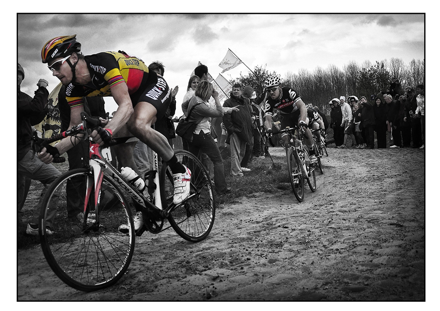 Fitness Paris Roubaix Tom Boonen