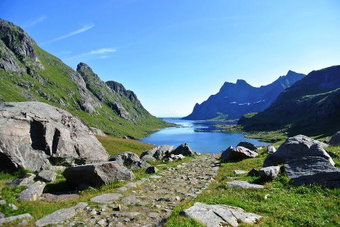 Camp and Hike Norway
