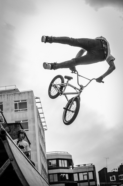 BMX Drop Kick BMX