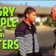 ANGRY PEOPLE vs. SKATERS Compilation