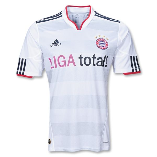 Entertainment Bayern Munich Away Soccer Jersey 2011/2012