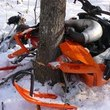 Top 10 snowmobile crashes and fails