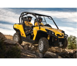 Hunting Commander1000 XT by Can-Am