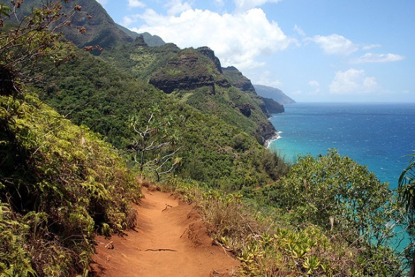Camp and Hike Kalalau Trail, Kauai, Hawaii