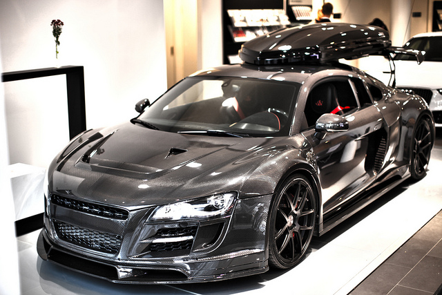 Auto and Cycle Audi R8 V10 PPI Razor