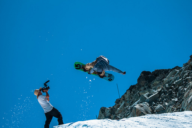 Snowboard Camp of Champions Sessions @ Whistler