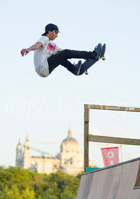 Skateboard Skate & Bmx MTV Madrid