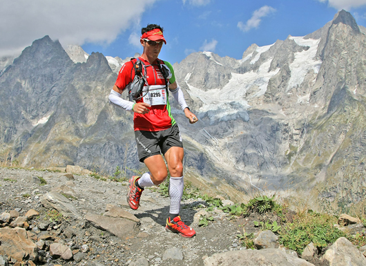 Fitness Running the 100 mile Mont Blanc Circuit Ultramarathon in France, Italy and Switzerland