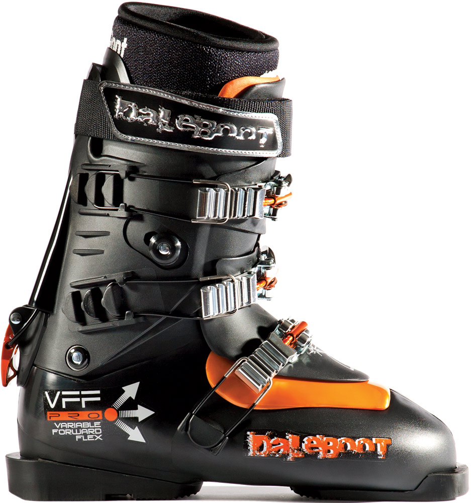 Ski Daleboot VFF Pro Boot - an editors pick for 2013 at freeskier.com   $795