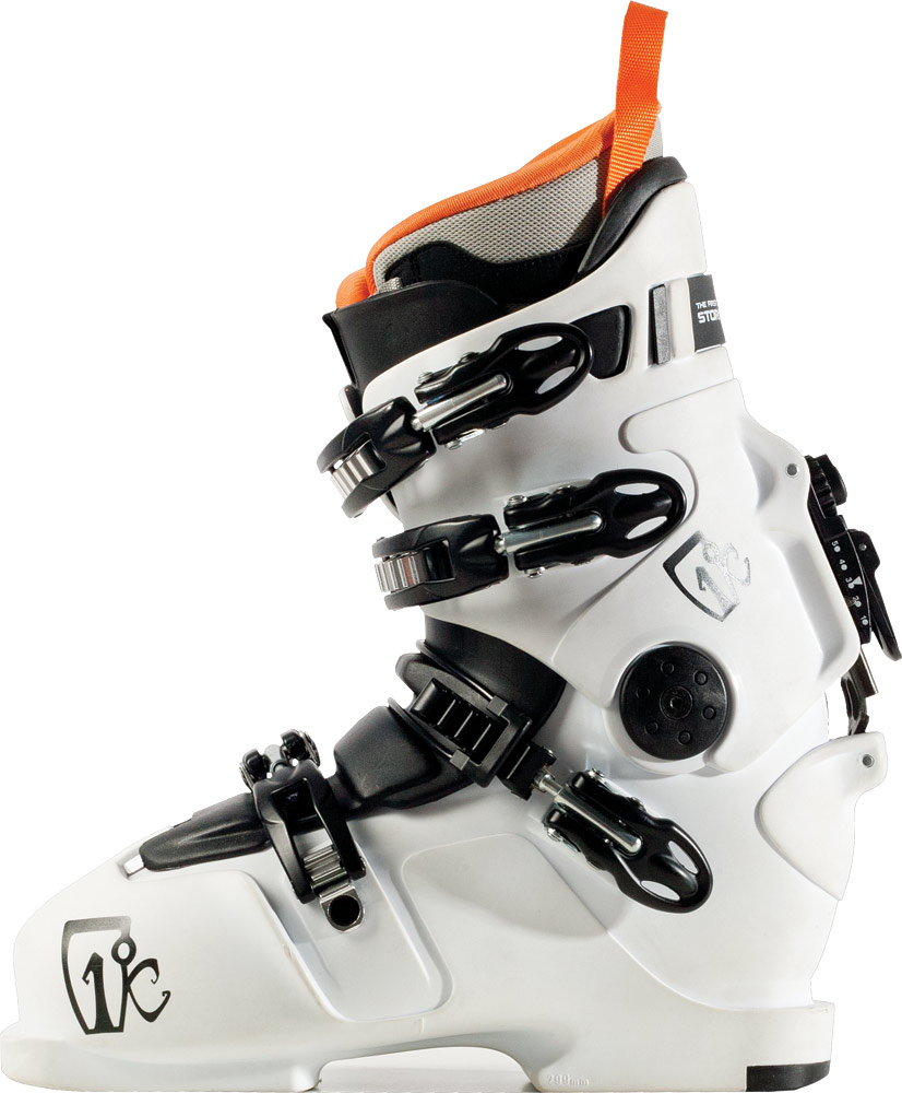 Ski First Degree Stormtrooper Boot    $599