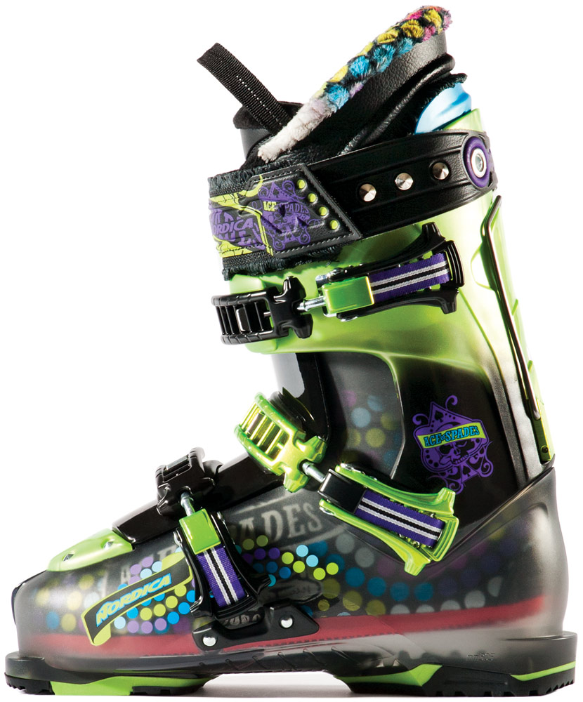 Ski Nordica Ace of Spades Boot - these are hot!    $599