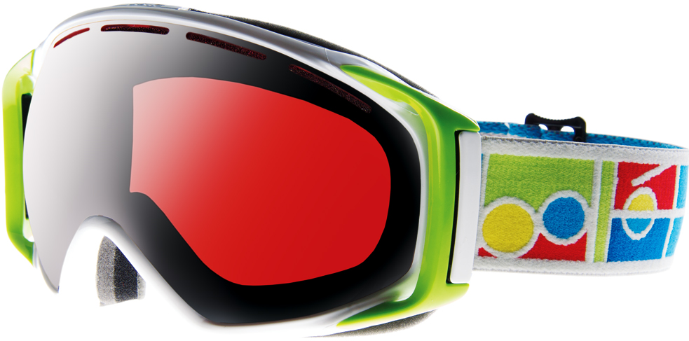 Ski Bolle Gravity Goggles have a Flow-Tech venting to prevent fogging    $100