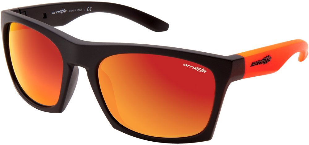 Ski Arnette Dibs Sunglasses sport a throwback style and come with interchangeable arms   $90