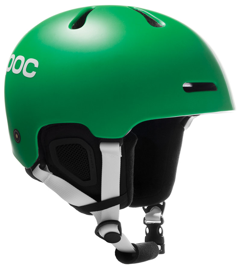 Ski POC Fornix Helmet - vents on top open and close via sliding plate   $160