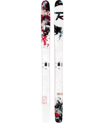 Ski Rossignol Squad 7 (2013) is a powder specialist    $900