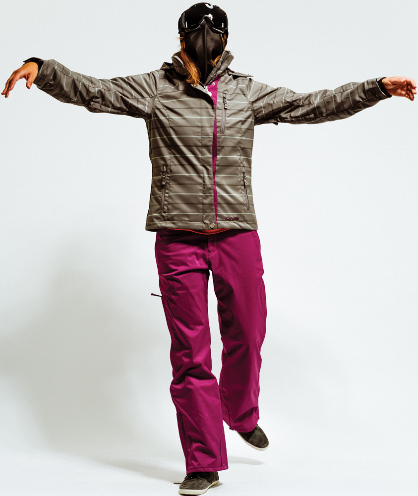 Ski DNA Zoe Jacket and DNA Nana Pant for Women