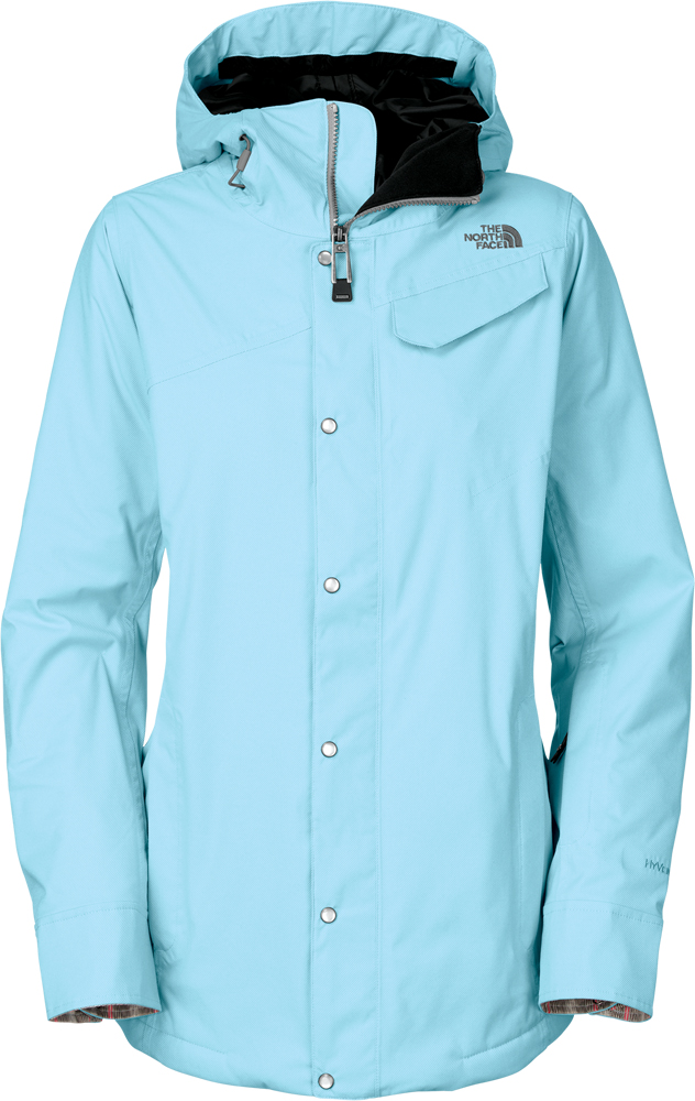 Ski The North Face Socializer Denim jacket for Women