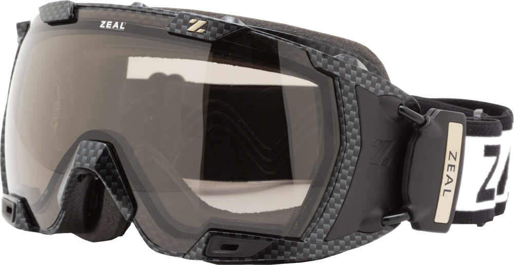 Ski Zeal Z3 GPS Goggles allows you to track speed, altitude, jump stats, temp and more $549