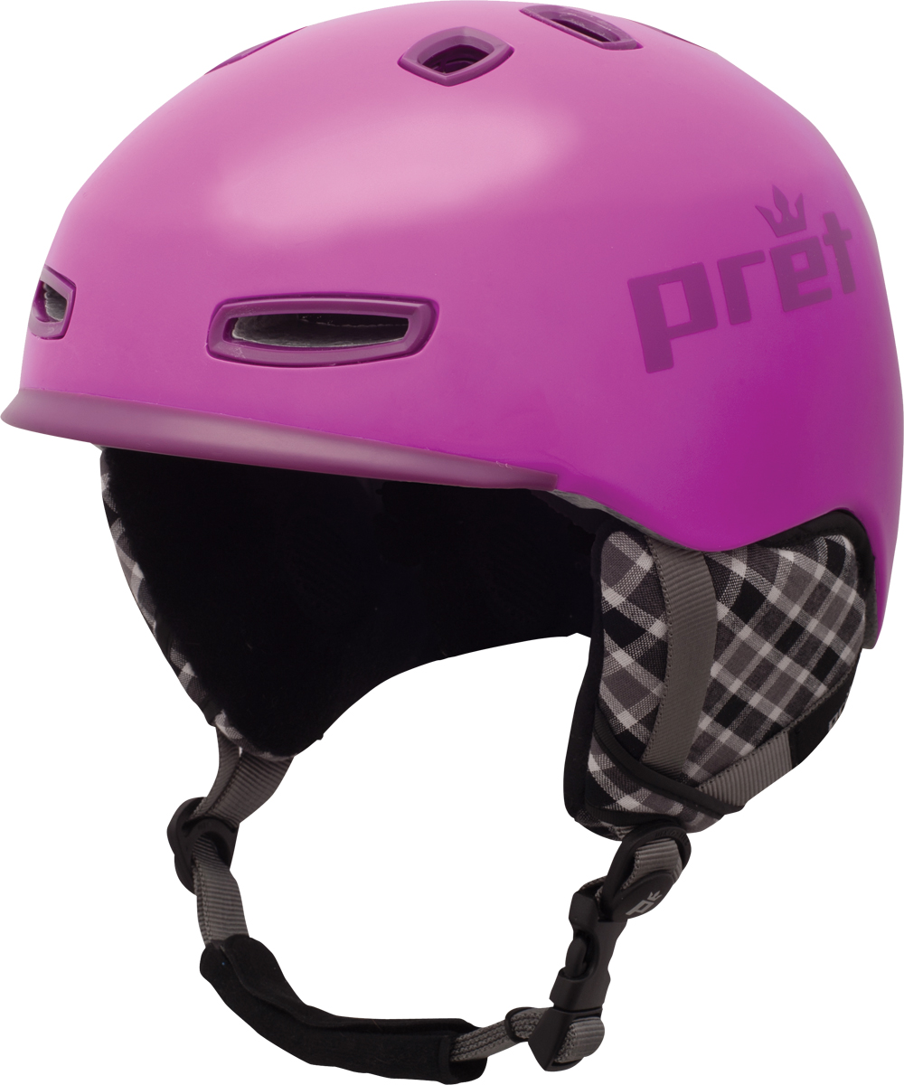 Ski Pret Lyric Helmet for Women    $100