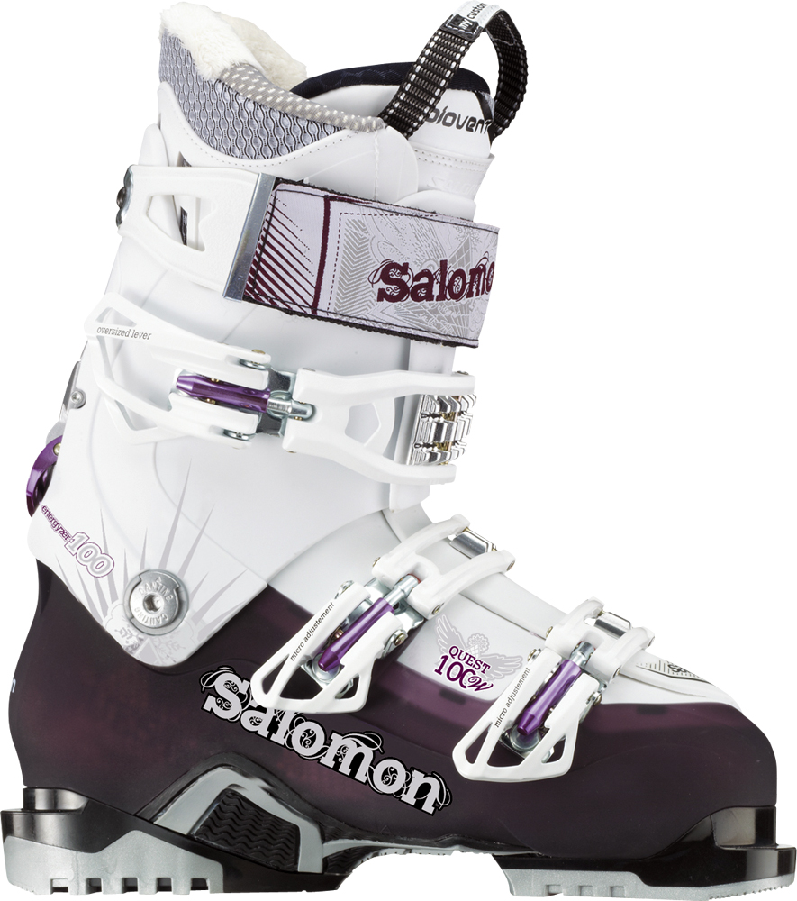Ski Salomon Quest 100W Boot for Women  $625