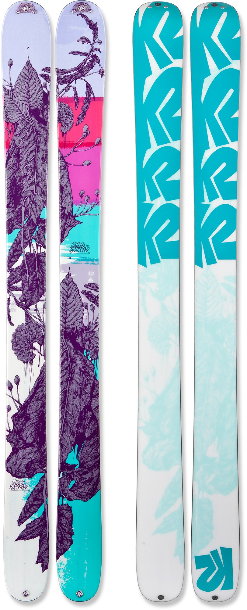 Ski K2 MissDirected Skis - Women's - 2012/2013 $699