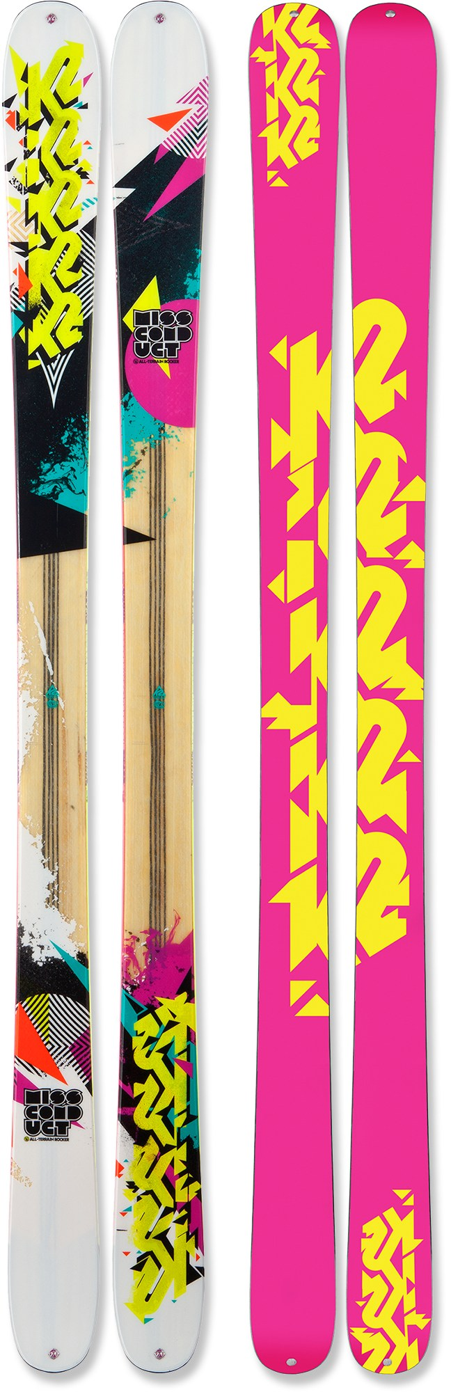 Ski K2 MissConduct Skis - Women's - 2012/2013 $399