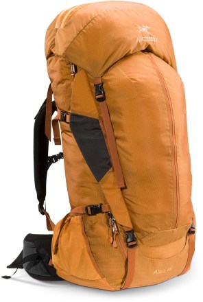 Camp and Hike Arc'teryx Altra 65 Pack     $399