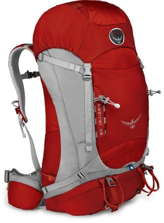 Camp and Hike Osprey Kestrel 58 Pack