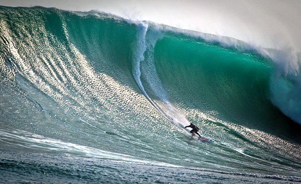 Surf Big-Wave Surfing Pico Alto, Peru
