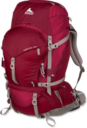 Camp and Hike Gregory Deva 60 Pack - Women's