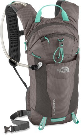 Camp and Hike The North Face Torrent 4 Hydration Pack - 70 fl. oz. - Women's