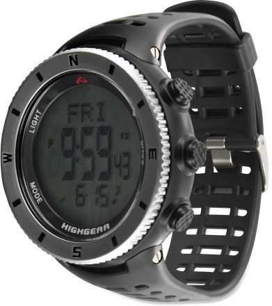Camp and Hike Highgear TrailHead2 Compass Watch