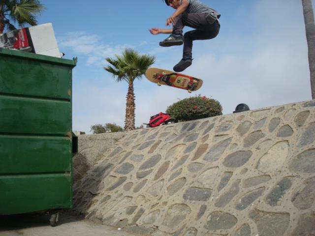 Skateboard October 1st, 2012