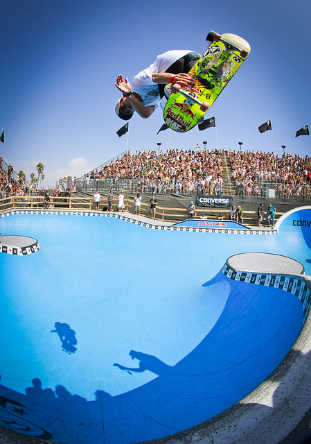 Skateboard US Open 2012