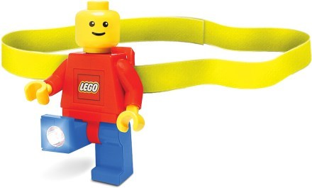 Camp and Hike Lego LEGO Minifigure LED Headlamp